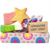 Stargazing soap stack